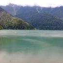Озеро Рица. Абхазия.