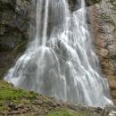 Гегский водопад. Абхазия.