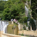 Водопады Абхазии.