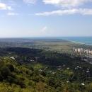 Город-курорт Гагра. Абхазия.