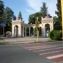Ботанический сад. Сухум.