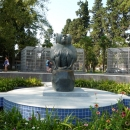 Ботанический сад в Сухуме. Абхазия.