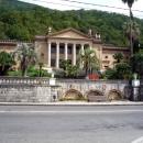 Зимний театр в Гаграх. Абхазия.