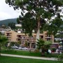 Парк у набережной Гагры. Абхазия.
