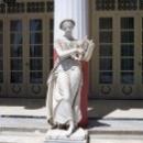 Дворец Ахиллион (Achilleion) скульптуры