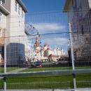 Гостиничный комплекс Богатырь в Адлеровском районе города Сочи.
