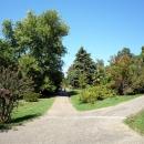 Парк Южные культуры в 3 км от Адлера.