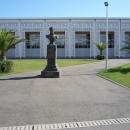 Памятник в Олимпийском парке Сочи.