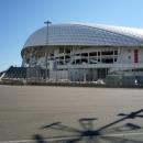Олимпийский стадион Фишт. Олимпийский парк Сочи.
