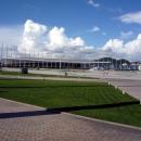 Адлер-Арена (теннисный центр) в Олимпийском парке Сочи.