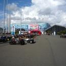 Прокат самокатов и машин в Олимпийском парке Сочи.