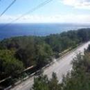 Протяженность канатной дороги «Мисхор – Ай-Петри» 2980 метров.