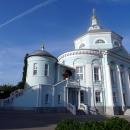 Алексеево-Владимирский собор в Алексеево-Акатовом женском монастыре.