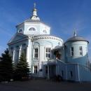 Алексеево-Акатов монастырь в Воронеже. Алексеево-Владимирский собор.