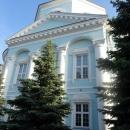 Алексеево-Владимирский собор. Верхний храм освящён во имя святителя Московского Алексия.