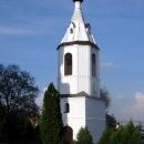Колокольня в Алексеево-Акатовом женском монастыре - самое первое каменное строение в Воронеже.