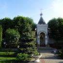Часовня в честь иконы Божьей Матери «Утоли моя печали» в Алексеево-Акатовом монастыре.