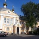Храм в честь преподобного Сергия Радонежского (Сергиевская церковь) в Воронеже.