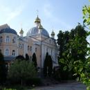 Сергиевская церковь на территории Алексеево-Акатова женского монастыря.