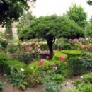 Сады Альгамбры в Гранаде