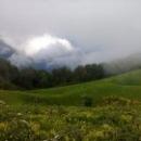 Пеший туризм или поездки в горы Кавказа. Абхазия.