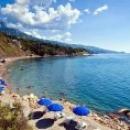 Пляжи Алупки Природа