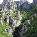 Алушта Крым Долина приведений