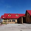 На территории смотровой площадки карьера Калининградского янтарного комбината.