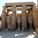 Луксорский храм в Египте.