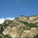 Горные пейзажи Андорры.
