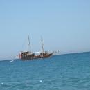 Средиземное море в Анталии. Турция.