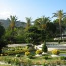Природа и горы - достопримечательности Анталии в Турции.