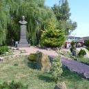 Памятник Юрию Гагарину в Архипо-Осиповке.