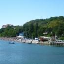 Пляжи в Архипо-Осиповке.