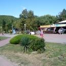 Набережная курорта Архипо-Осиповка.