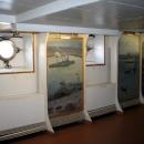 На крейсере Аврора находится филиал Санкт-Петербургского Центрального Военно-Морского Музея.