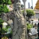 Скульптурные композиции – изюминка Тайланда.
