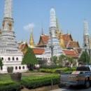 Королевский дворец в Бангкоке – комплекс уникальных зданий.