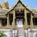 Архитектура Бангкока. Тайланд.