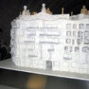 Макет крыши и дома для семьи Мила (Ла Педрера), Барселона.