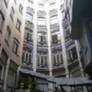 Двор Дома Мила, Барселона.