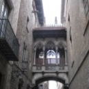 Улочки Готического Квартала, Барселона.