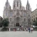 Кафедральный собор Св. Евлалии, Готический квартал, Барселона.