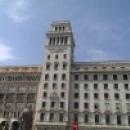 Испанский Кредитный Банк на Площади Каталонии, Барселона.