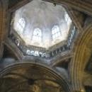 Свод собора Св. Евлалии, Барселона.