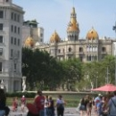 Архитектура Барселоны.