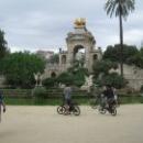 Достопримечательности Барселоны. Парк Цитадель.