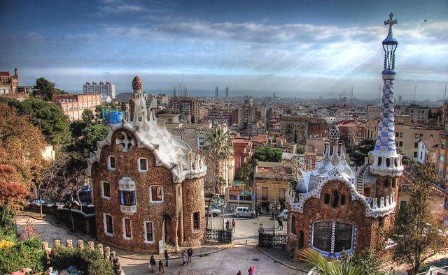 Luchshie Dostoprimechatelnosti Barselony