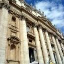 Католический Собор Святого Апостола Петра в Ватикане.