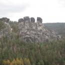 Природа Бастая. Германия.